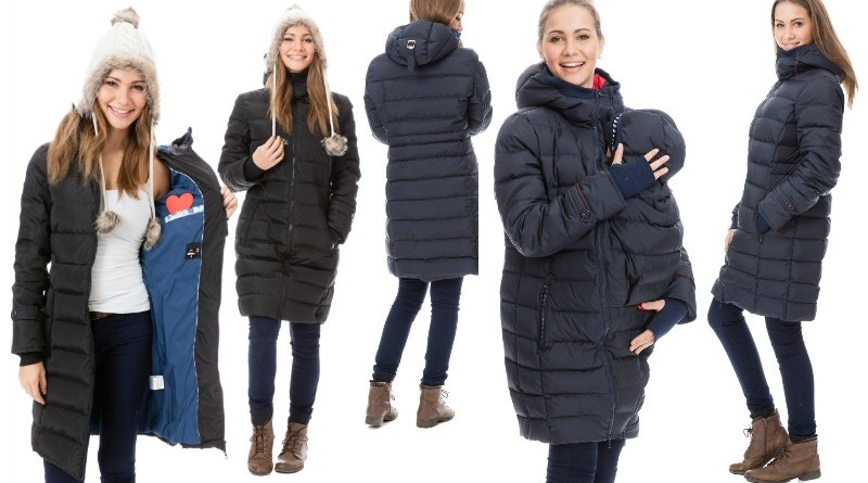 Enter to Win! GoFuture With Love 4-in-1 Down Winter Jacket! A $496 RV!