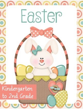 Free Easter Printable from Heap-a-Hoopla (with Code for Mommy's Playbook Readers Only!)