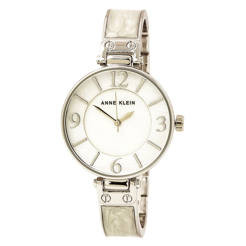Anne Klein Women's Quartz Bangle Bracelet Watch