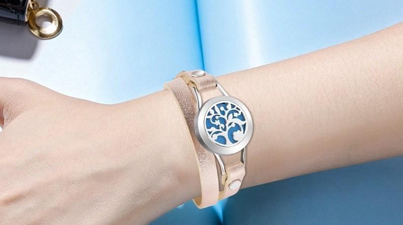 Essential Oil Diffuser Bracelet #EssentialOils #Bracelet #Womansjewelry