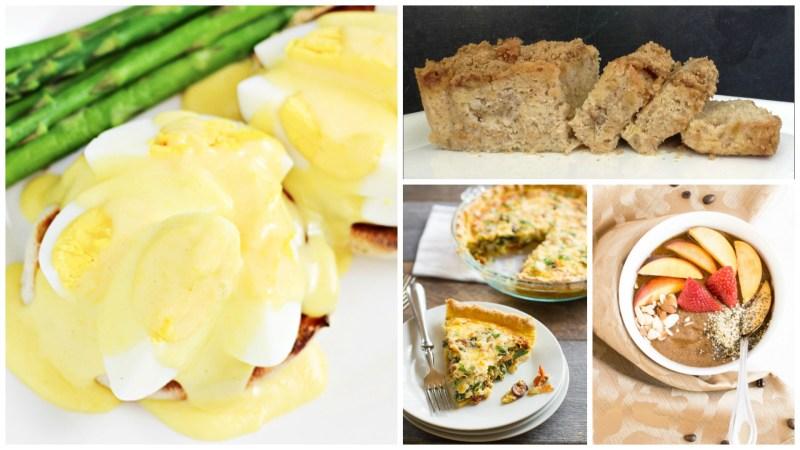 10 Perfect Mother's Day Breakfast Recieps