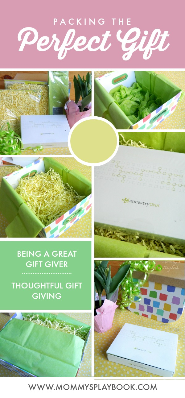 Great Ideas for Thoughtful Gift Giving and Packing! Pack the Best Gift! #Gifts #Giving
