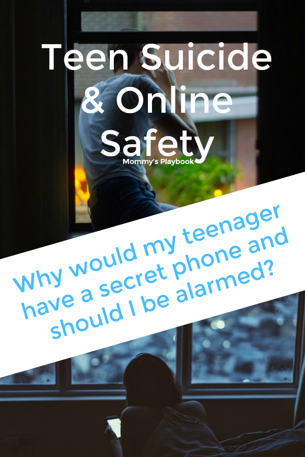 Parents Questions About Teen Suicide and What to Look For #TeenSuicide #OnlineSafety #TeenSafety