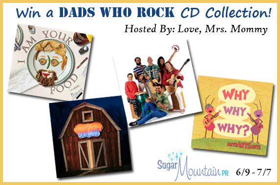 Dads Who Rock Music! #FamilyFriendly #MusicforKids #FamilyFun