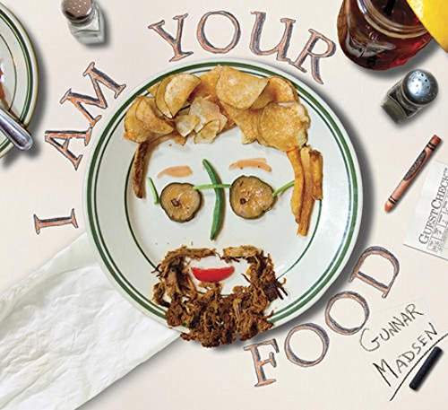 I am Your Food Music CD for Children