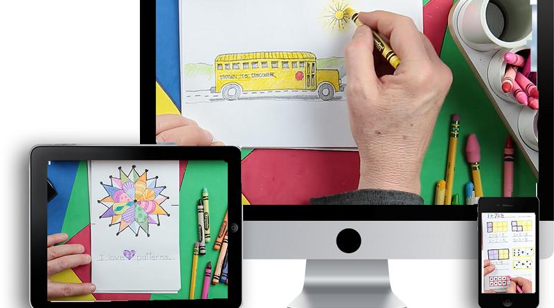 Drawn to Discover Children's Literacy Videos #Homeschooling #STEM #Spacial #Preschool #AdvancedDrawing #LearntoDraw