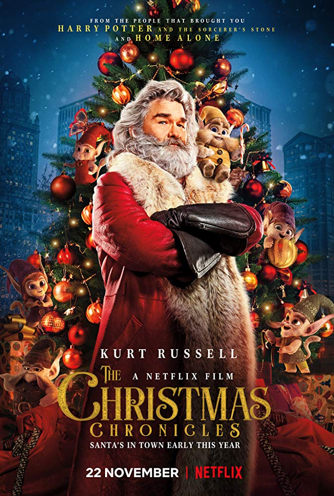 The Christmas Chronicles Movie on Netflix #ad #rwm #TheChristmasChronicles