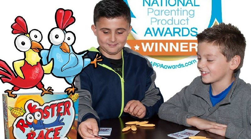 Roosterfin Games for Kids of All Ages! #FamilyFun #GameNight #BoardGames #MathGames