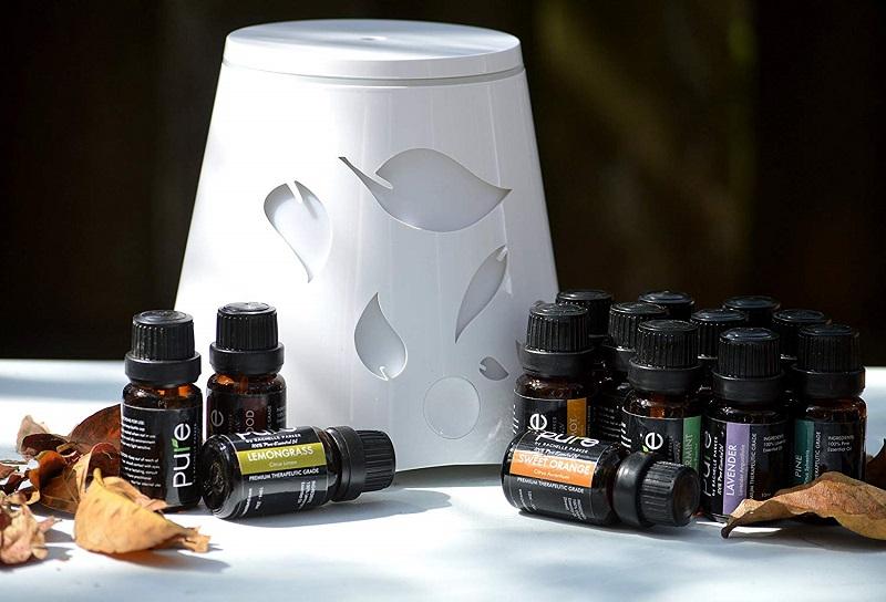 TOP 8- Earth Essential Oil Kit #PureParker #EssentialOils