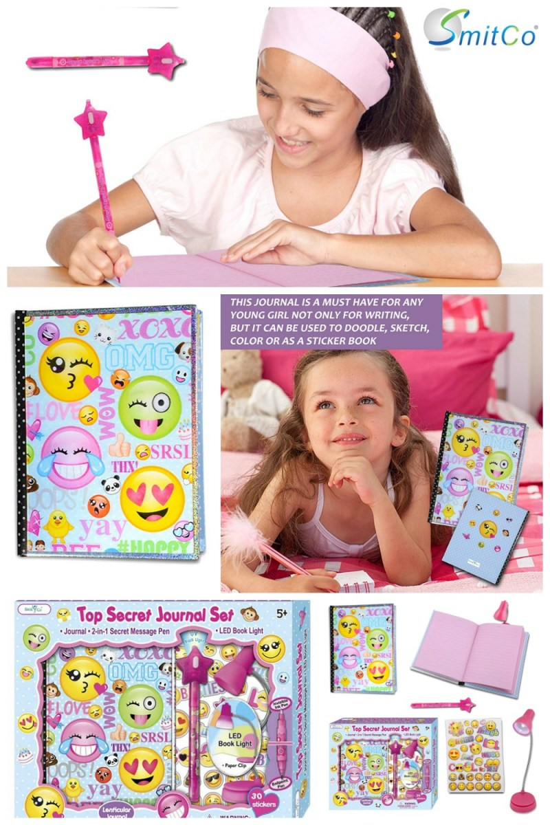 SmitCo Gifts for Girls for Christmas, Birthday, and everything in between! #GirlyChristmas #GiftsforGirls