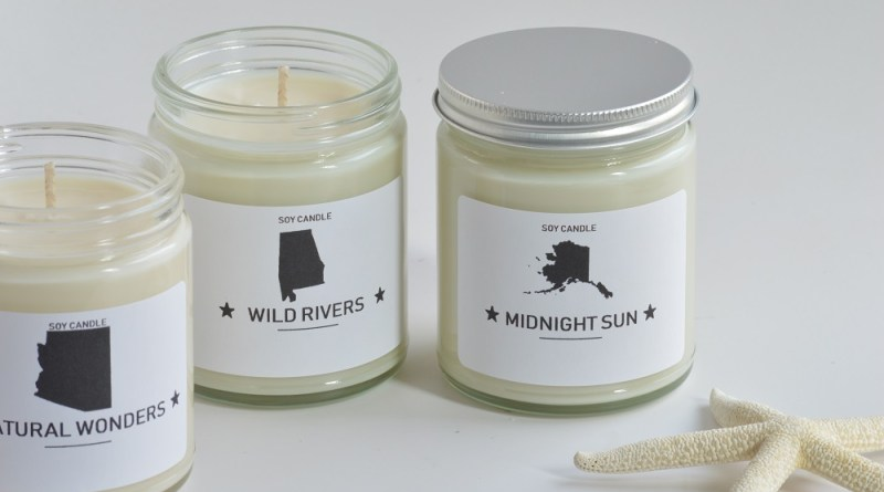 Evocative Candles from Chi Candle #ChiCandle #Homesick #Travel