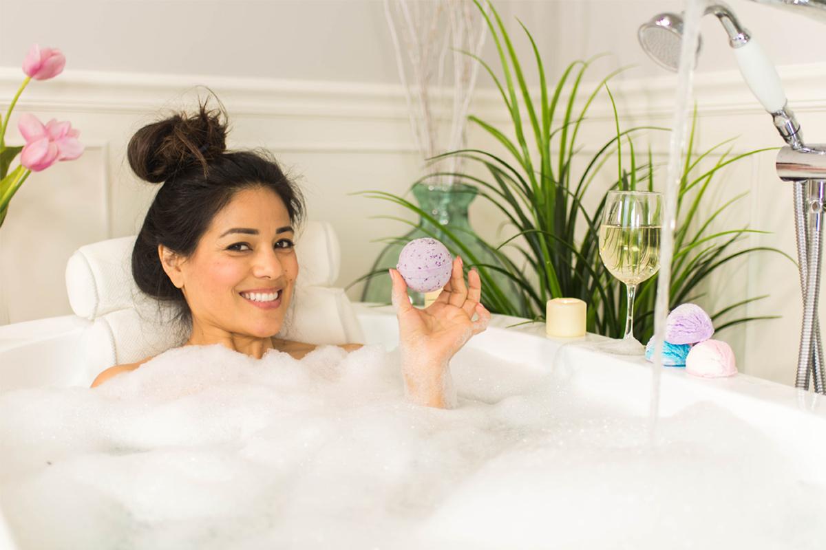 Nectar Bath Treats soap confections