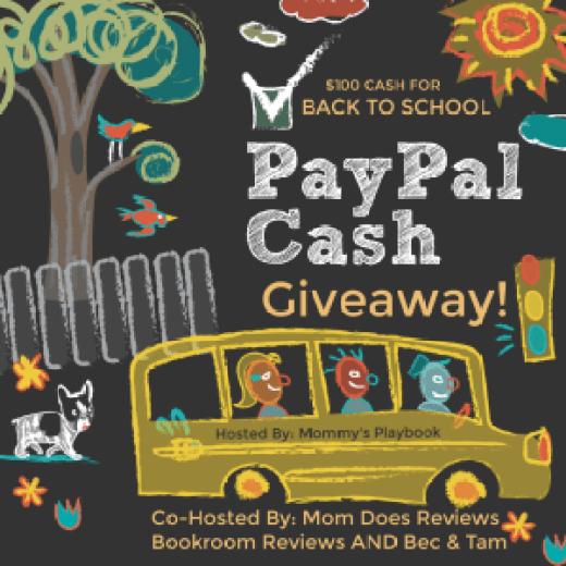 Back to School Cash Event #BlogGiveaway #GroupGiveaway
