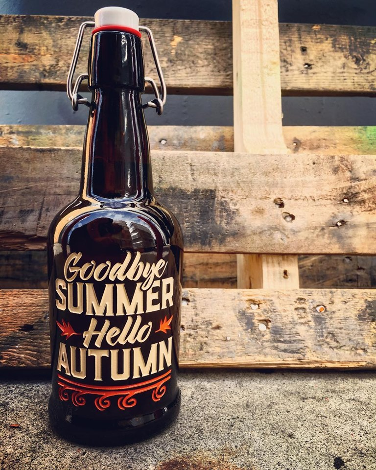Etching Expressions makes personalized and unforgettable bottles for any special occasion.