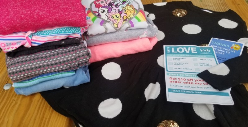 Kids on 45th Saving Moms Time + Money: No trips to the mall, no searching through the racks at the secondhand store, no scouring through pages of online retailers or searching for promo codes required!