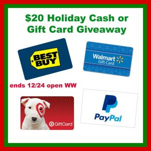 Enter to Win the Gift Card of Your Choice at Mommy's Playbook