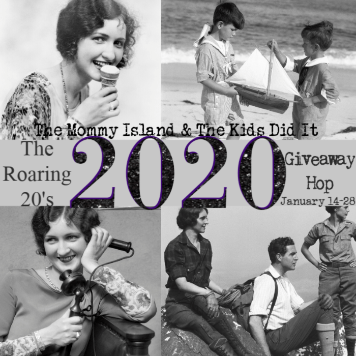 Enter to Win the Roaring 20s Giveaway Hop at Mommy's Playbook