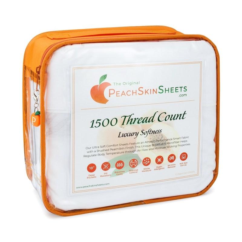 PeachSkinSheets Gift