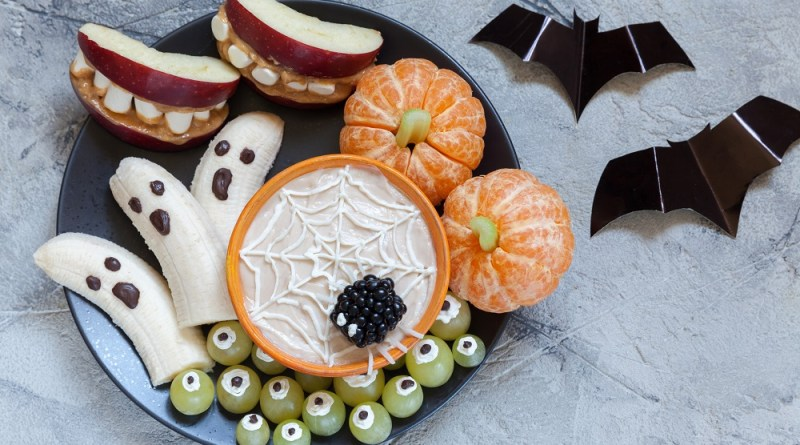 Spooky Party Platter