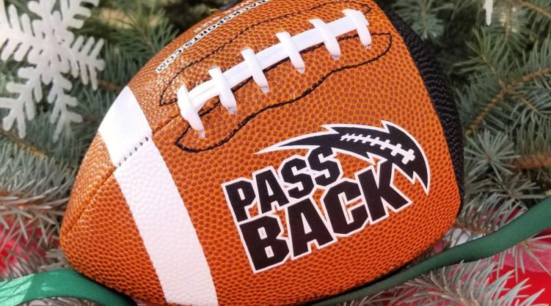 Passback Football Peewee