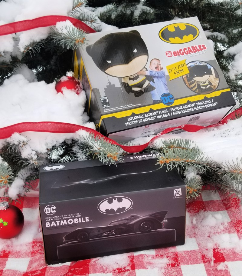 YuMe Batman Toys