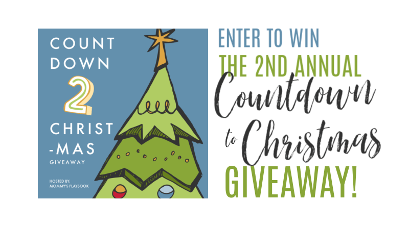 Annual Countdown to Christmas Giveaway