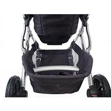 Uppababy wheel and basket