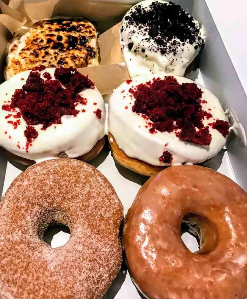 District: Donuts, Sliders, Brews