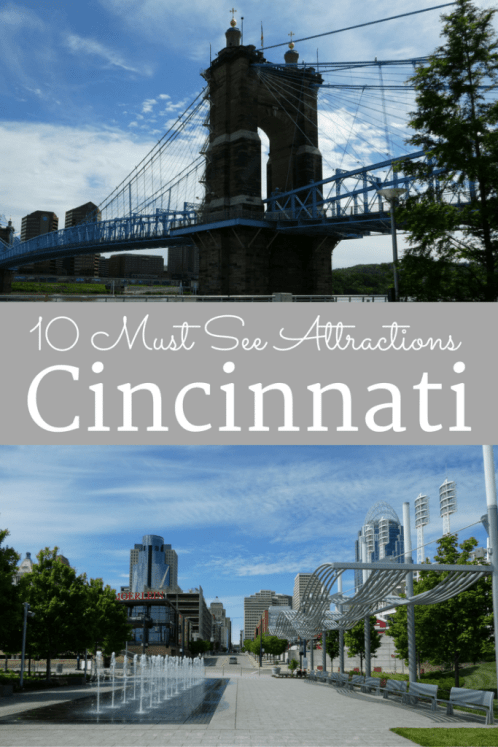 what to do in Cincinnati