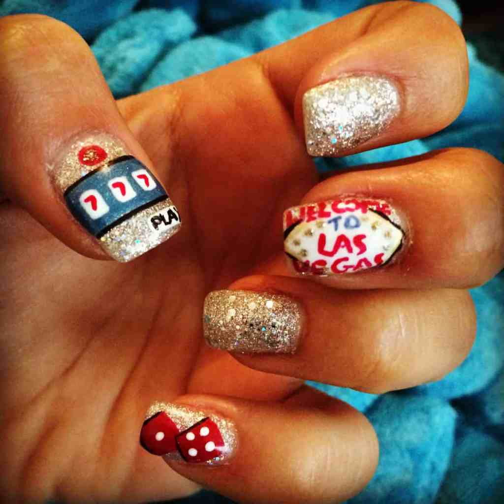 Vegas nails
