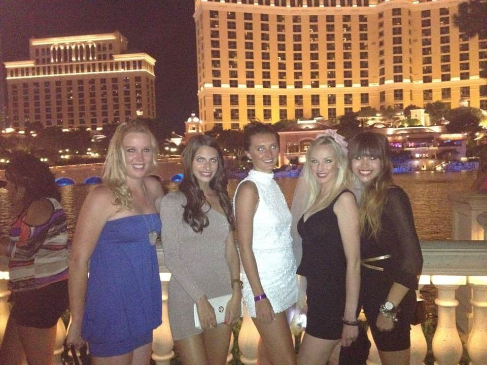 What to wear at night in Vegas