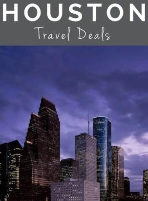Houston Travel Deals