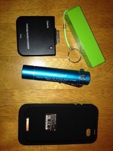 external battery charger