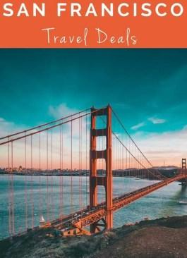 San Francisco Travel Deals