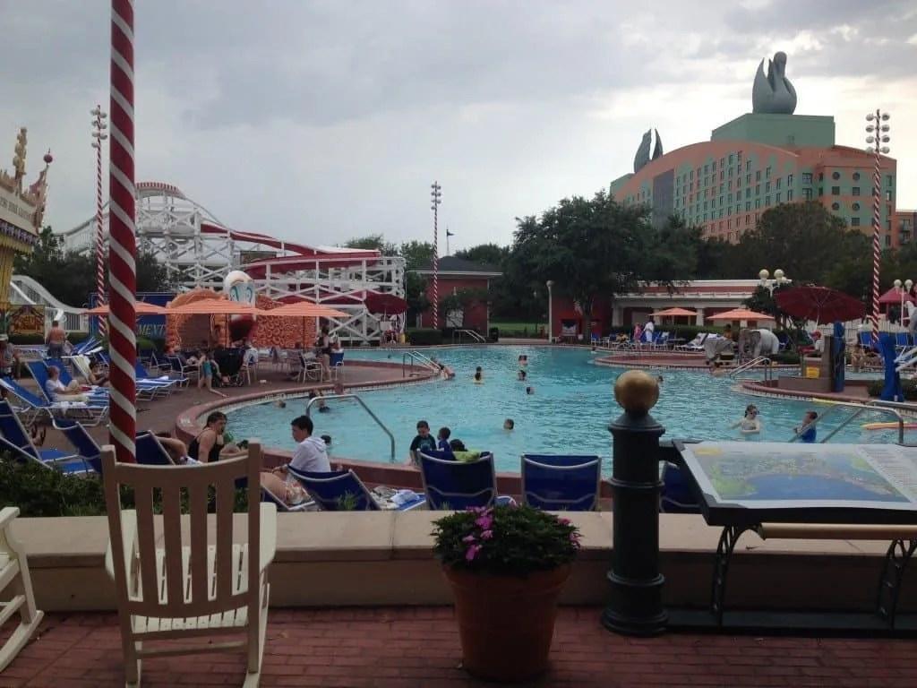 Boardwalk Resort At Disney World
