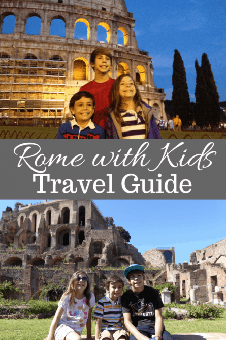 Rome with Kids: Everything you need to know for a fantastic family trip to Rome with kids