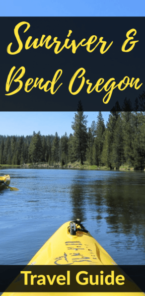 Plan your trip to Sunriver and Bend, Oregon with this helpful travel guide.