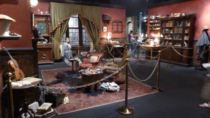 Sherlock Holmes Exhibit