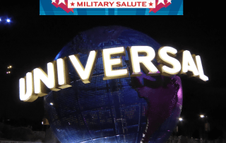 Universal Military Discount