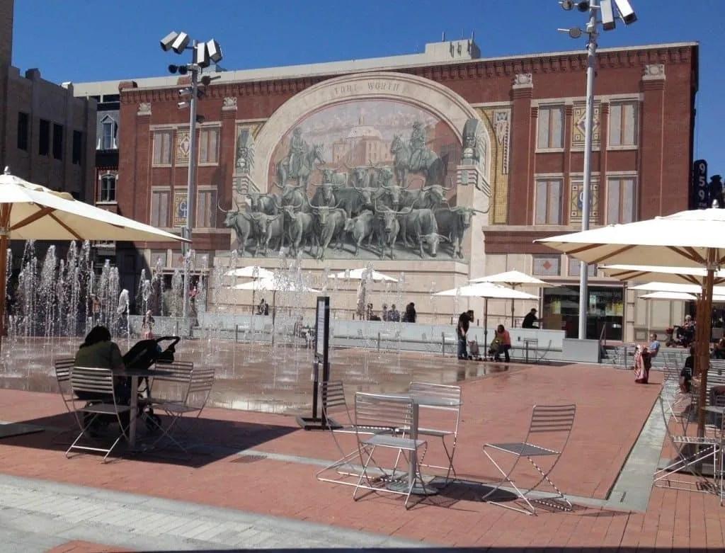 Sundance Plaza Fort Worth