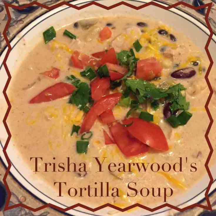 Trisha Yearwood's Tortilla Soup