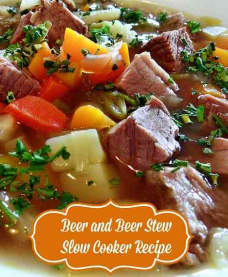 Beer and Beef Stew
