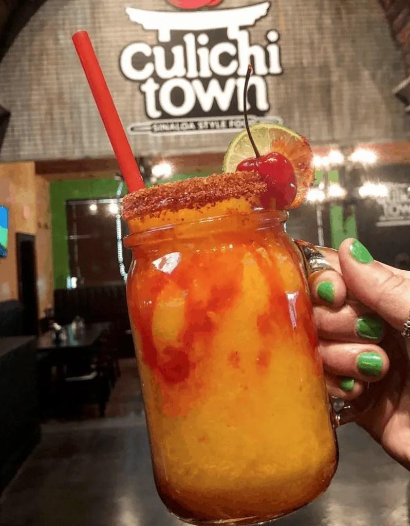 Culichitown Mango Margarita