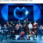 Marvel Live Portland