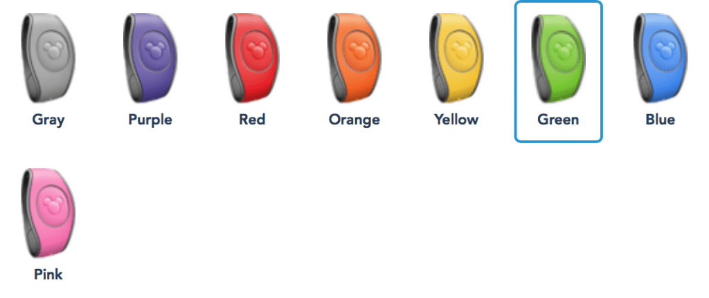 Dinsey MagicBands