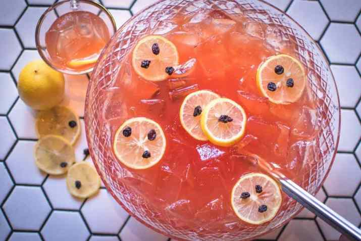 spiked punch