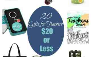 20 gifts for teachers
