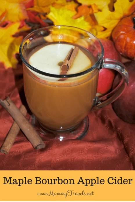 Maple Bourbon Apple Cider