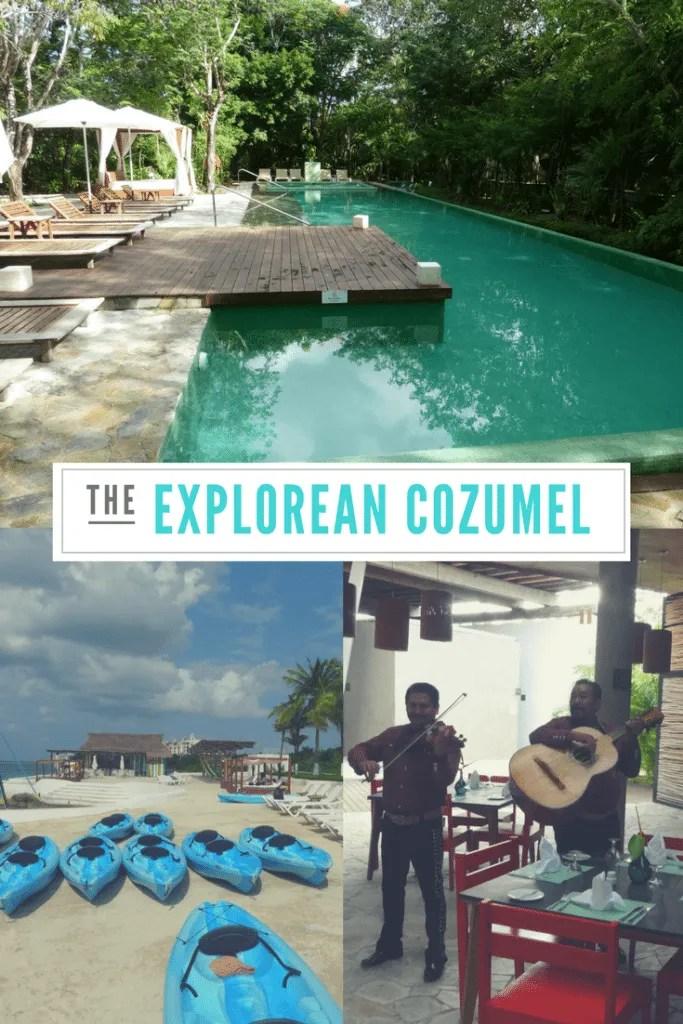 Explorean Cozumel an all inclusive resort