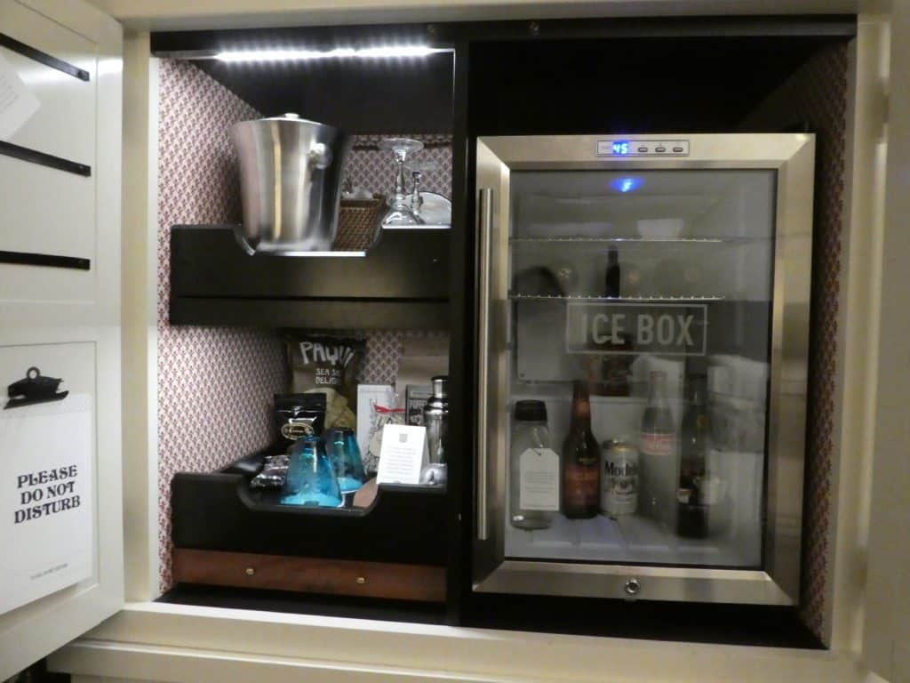hotel emma ice box